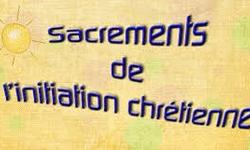 Sacrement de l'initiation chretienne1